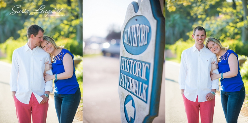 001.southport nc engagement session