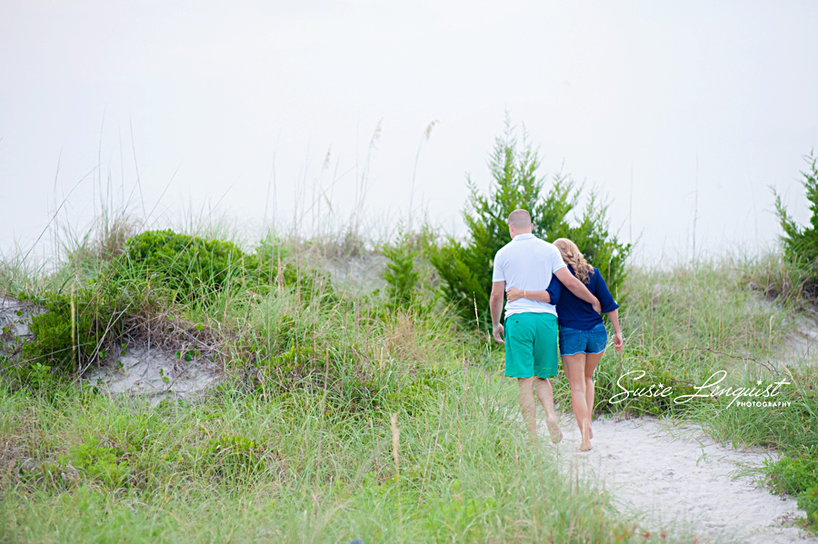 Wrightsville beach engagement pictures