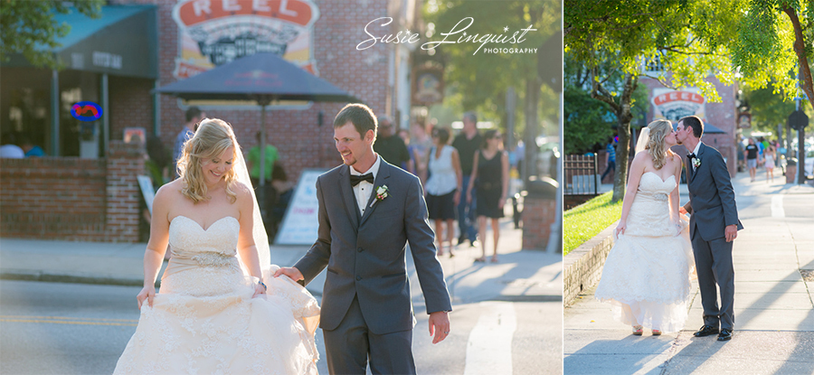downtown wilmington nc wedding pictures