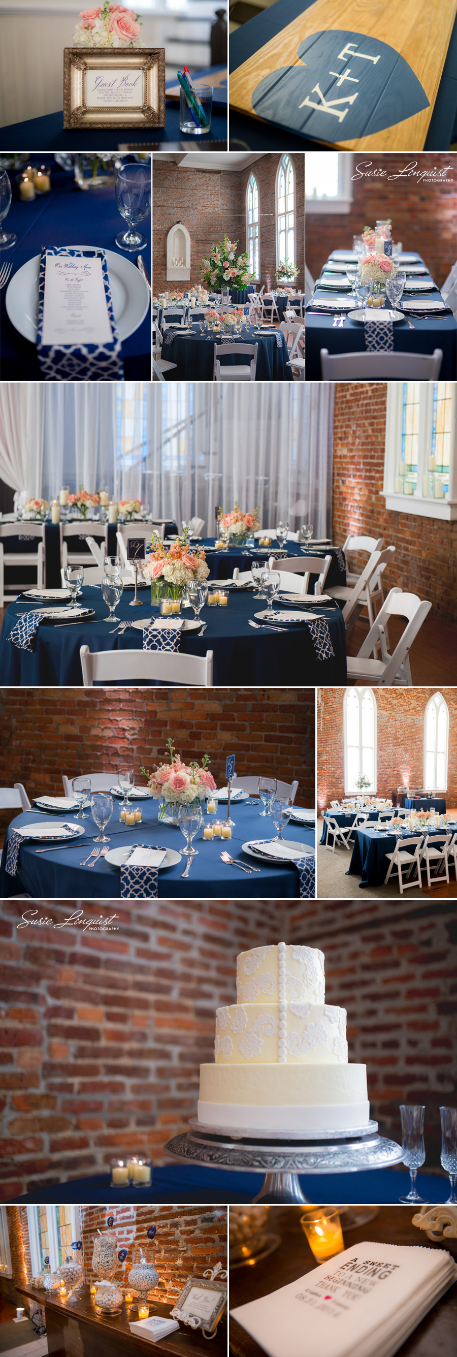 Saint Thomas downtown wilmington nc wedding