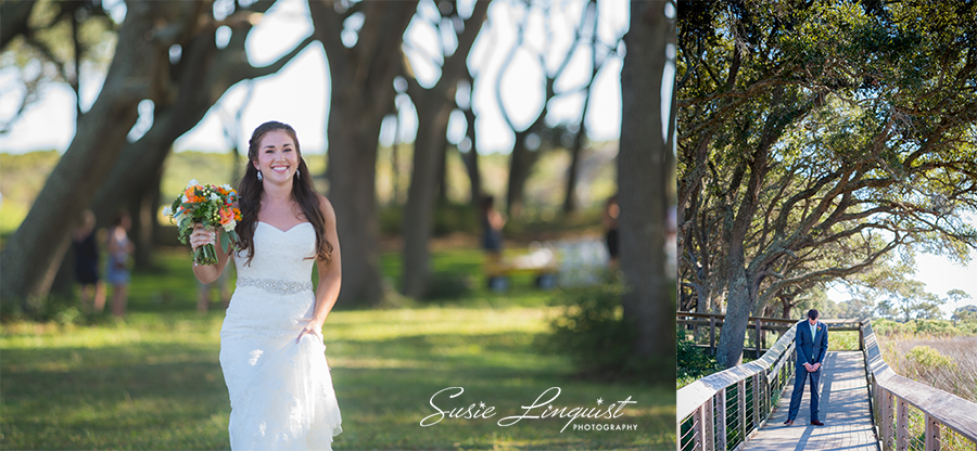 0039.first look fort fisher wedding