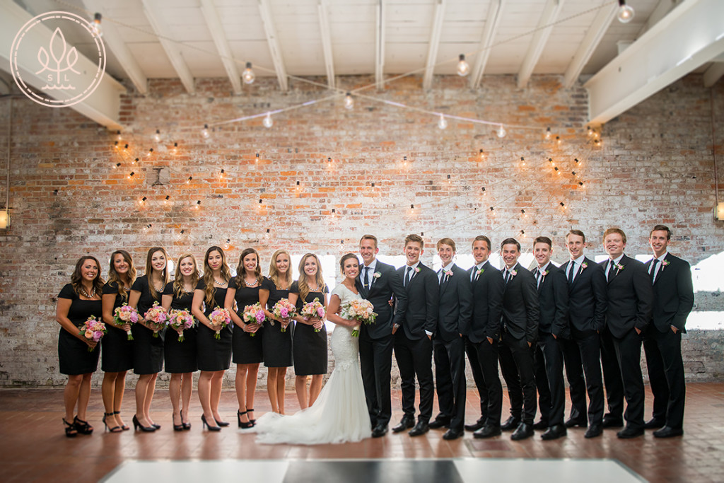 bridal party pictures bakery 105