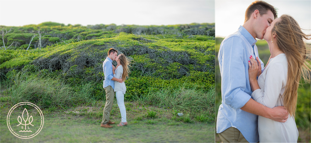 0002wilmington nc engagement pictures fort fisher