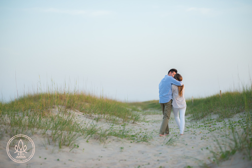 0007wilmington nc engagement pictures fort fisher