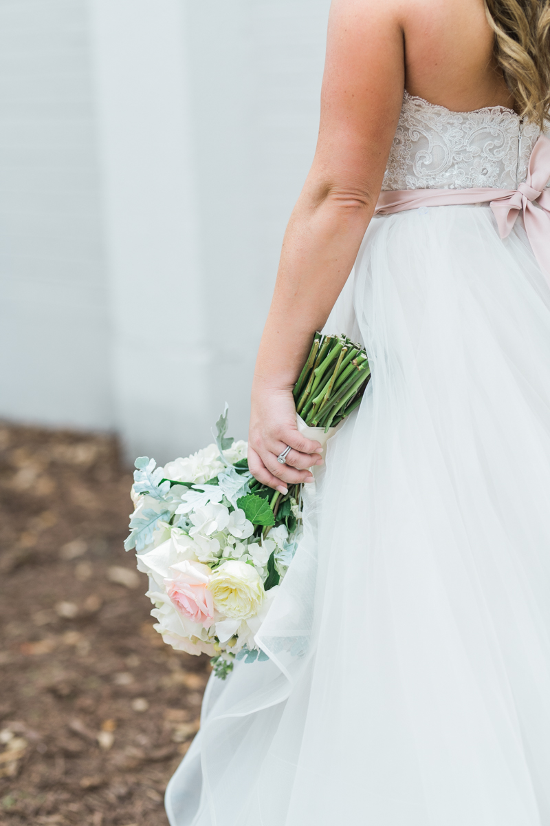 Sandy and Kyle\'s Ballast Hotel wedding In Wilmington Nc